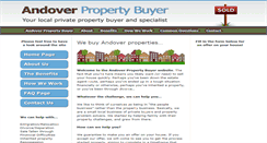 Preview of andoverhousebuyers.biz
